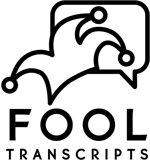 Logo of jester cap with thought bubble.