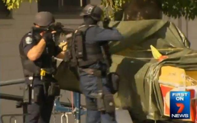Calls for new and sophisticated counter terrorism measures will dominate the agenda at the conference. Source: 7 News.
