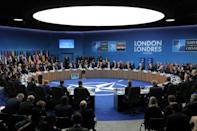 Amid the differences, NATO Secretary General Jens Stoltenberg opened the sole summit working session hailing increased European and Canadian defence spending