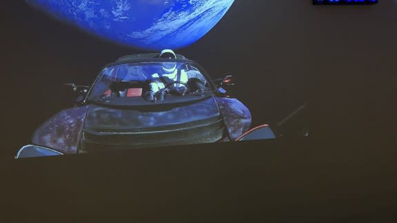 Tesla Space Launch Was Craziest Thing Ever Seen