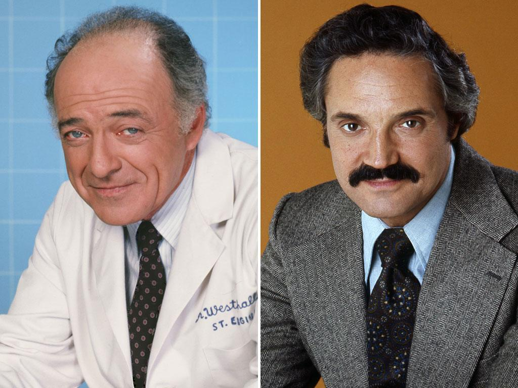 1. Ed Flanders played the part of Dr. Donald Westphall...