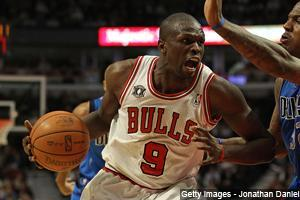 While you were sleeping: Deng & Bynum were traded and Nikola Vucevic suffered a concussion. Dose breaks it down