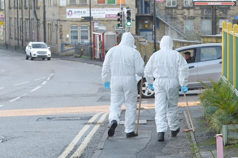 Investigations are underway into the incident that led to Mr Wilson's death (Picture: SWNS)