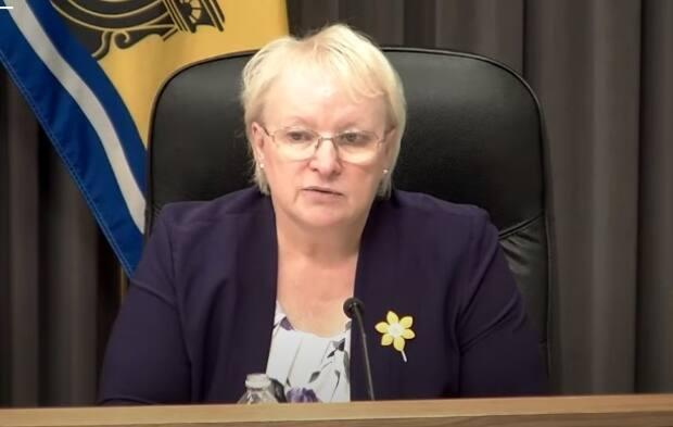 There are no plans to lower the eligibility age for receiving the AstraZeneca vaccine at this time, Health Minister Dorothy Shephard said Tuesday.