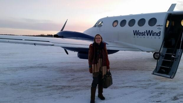 Dr. Sara Dungavell splits her time between her Saskatoon clinic, where she provides support for members of the LGBT community, and northern Saskatchewan communities, including La Ronge, La Loche and Stony Rapids.