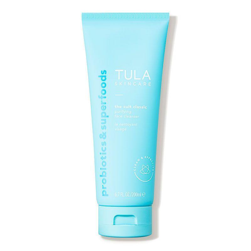 """<p><strong>Tula Skincare</strong></p><p>dermstore.com</p><p><strong>$28.00</strong></p><p><a href=""""https://go.redirectingat.com?id=74968X1596630&url=https%3A%2F%2Fwww.dermstore.com%2Fproduct_The%2BCult%2BClassic%2BPurifying%2BFace%2BCleanser_69769.htm&sref=https%3A%2F%2Fwww.womenshealthmag.com%2Flife%2Fg33503014%2Fsecret-santa-gifts%2F"""" rel=""""nofollow noopener"""" target=""""_blank"""" data-ylk=""""slk:Shop Now"""" class=""""link rapid-noclick-resp"""">Shop Now</a></p><p>You honestly can't go wrong with giving the gift of a solid skincare product. Everyone needs an amazing facial cleanser in their life, even your grumpy Uncle Jeff. </p>"""