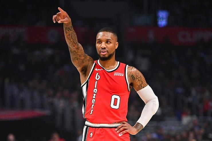 EMac gives his favorite NBA DFS picks for Yahoo + DraftKings + FanDuel daily fantasy basketball lineups including Damian Lillard| Saturday 2/20
