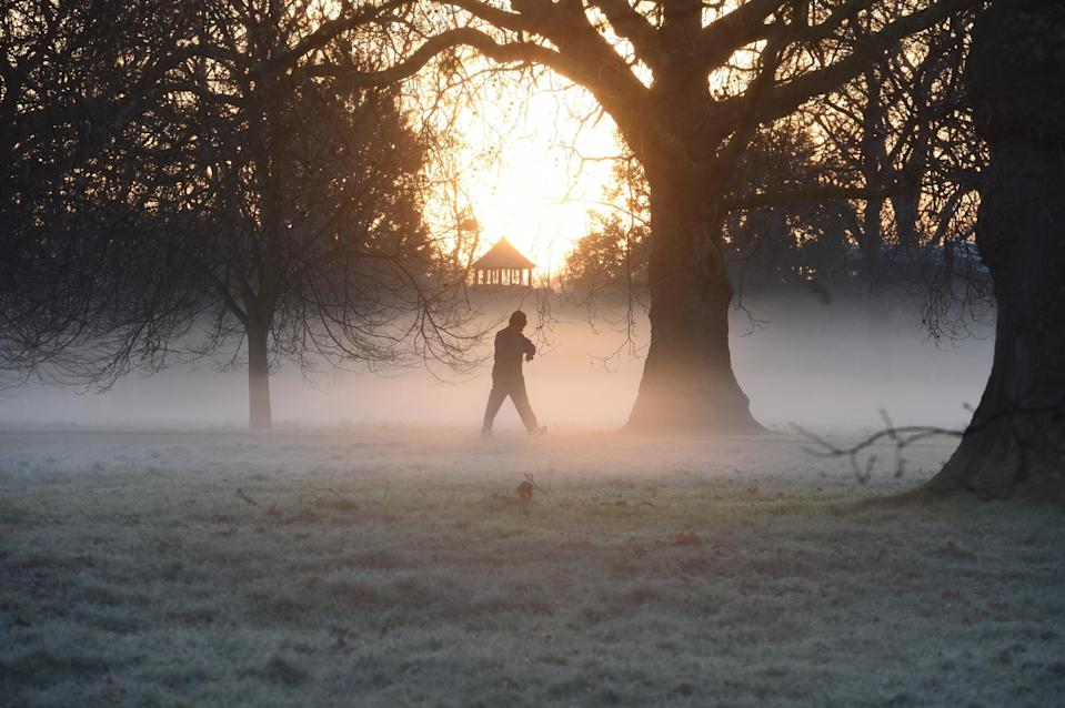 <p>Frosty conditons are expected as England exits lockdown</p> (Jeremy Selwyn)