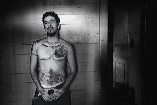 <p>Emmanuel Valentino Fernandez, a tattoo artist, has mapped out his own transformation with his piercings and tattoos. (Copyright © 2018 by Kike Arnal. These images originally appeared in Revealing Selves: Transgender Portraits from Argentina, published by The New Press. Reprinted here with permission.) </p>