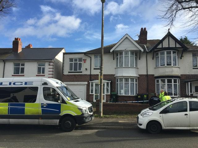 Two found dead in Oldbury