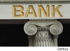 Bank stocks tumble as finanical reform looms