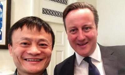Alibaba's Ma To M‎eet Cameron During Xi Visit