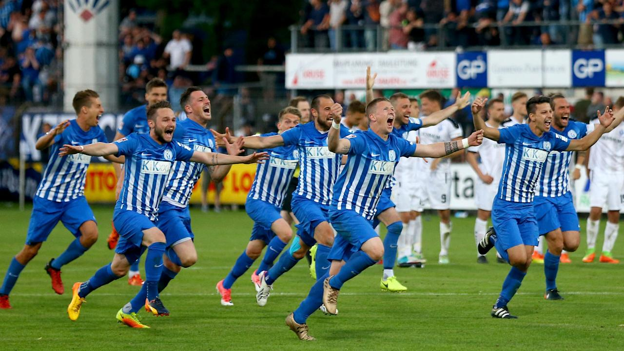 Germany's third tier as well as Czech Republic's Sparta Prague will be playable in the new version of the popular football game, due in September