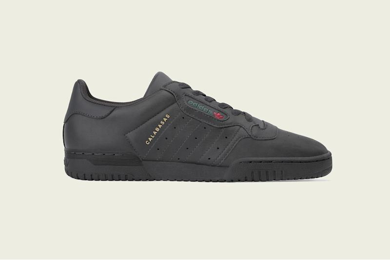 dab34fe3098 The Adidas Yeezy Powerphase Is Back in Black (Update)