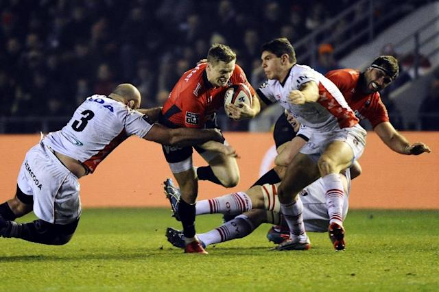 Chris Ashton has scored 17 tries in the French Top 14 this season (AFP Photo/Franck PENNANT)