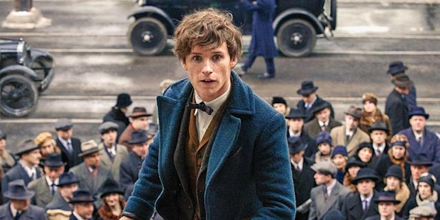"J.K. Rowling has already threatened to kill off a character in the upcoming ""Fantastic Beasts and Where to Find Them"""