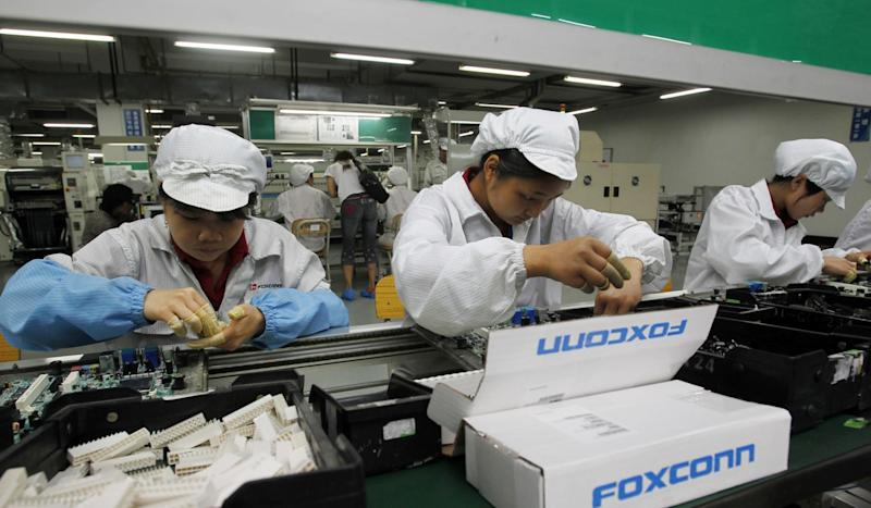 China must focus on innovation in manufacturing as wages rise, says Apple's Cook