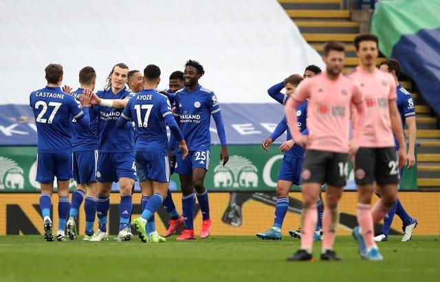 Sheffield United's recent 5-0 loss at Leicester was their 23rd Premier League defeat of the season