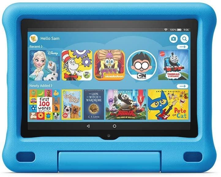 <p><span>Fire HD 8 Kids Edition Tablet With Kid-Proof Case</span> ($80, originally $140)</p>