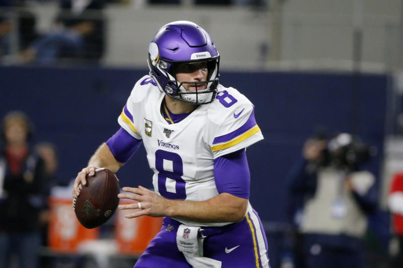 Past midpoint of big contract, Cousins hitting his stride