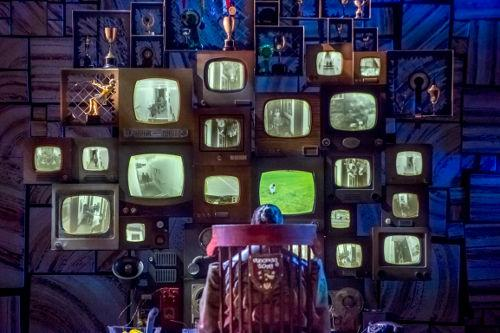 The musical follows a little girl named Matilda, who loves reading and learning but is suppressed by her TV-obsessed parents who pay her little attention.