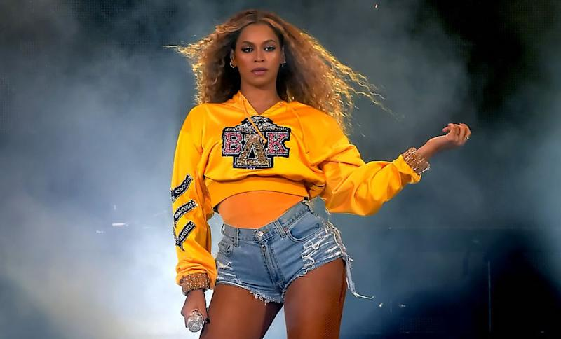 The meaning behind Beyoncé's five-outfit Coachella wardrobe (and co-ordinating manicures)