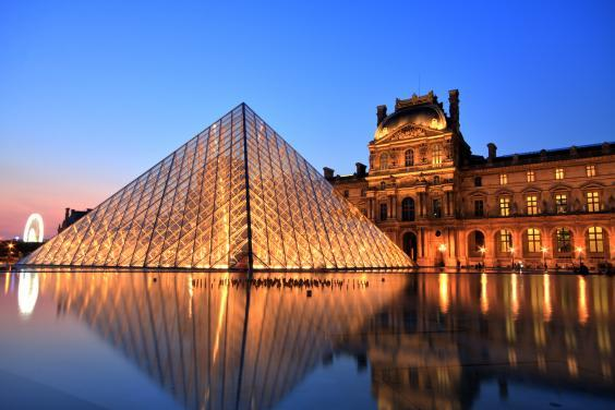 The Louvre first opened as a public museum in Paris in 1793 (Getty)