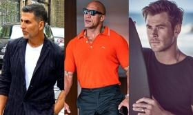 Dwayne Johnson leads Forbes' highest-paid actors list, Akshay Kumar take the 4th spot