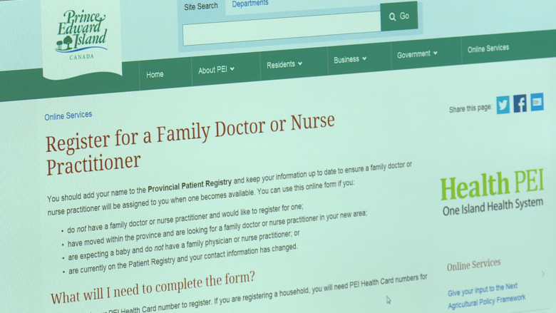 P.E.I.'s wait list for a doctor could grow by thousands