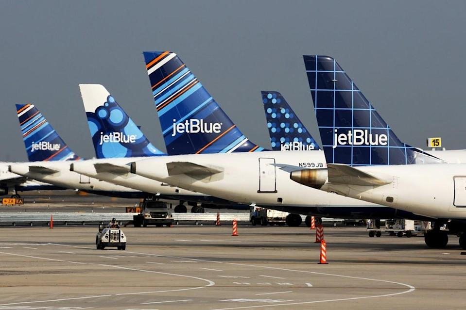 Why Shares of JetBlue Are Falling Today