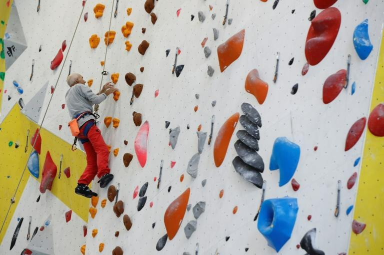 Marcel Remy has climbed for most of his 98 years