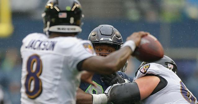 Snap Reactions: Notes on the Seahawks' snap counts from Sunday's loss to the Ravens