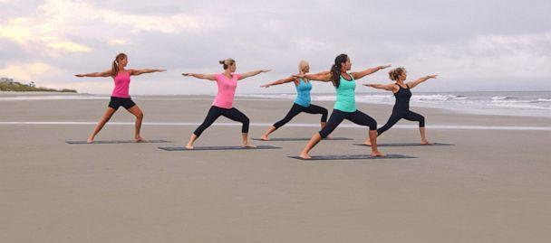 PHOTO: Hilton Head South fitness class beach (Hilton Head South)