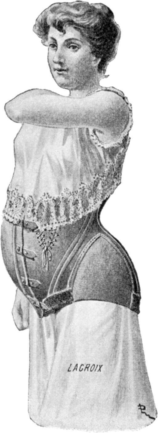 <p>In the thick of the Victorian era, pregnancy was considered a condition to be concealed. Enter: the maternity corset. This cringe-worthy garment was structured with whalebones and intended to restrict and minimize the appearance of a baby bump. And doctors endorsed them ...</p>