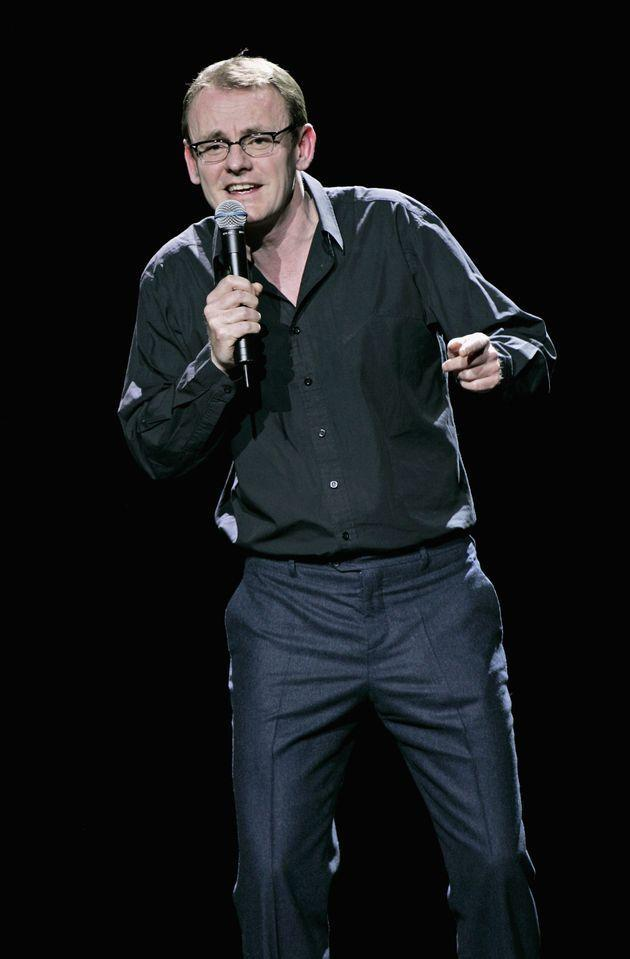 Sean Lock performing stand-up in 2006 (Photo: Jo Hale via Getty Images)