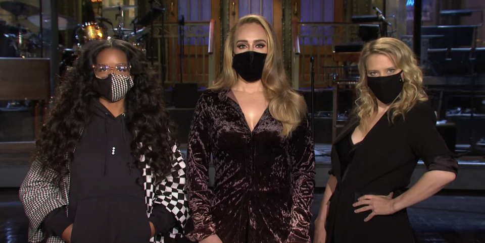 Adele Tries Out an American Accent in Her 'SNL' Teaser