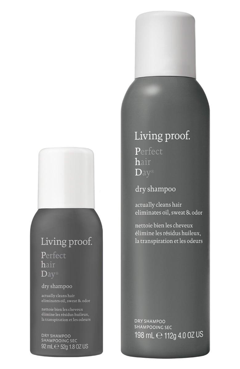 <p>This <span>Living Proof Perfect Hair Day Dry Shampoo Home & Away Set</span> ($25) is a stay-at-home essential.</p>