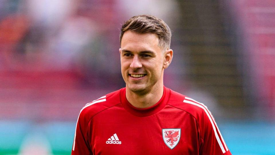 Aaron Ramsey   Eurasia Sport Images/Getty Images