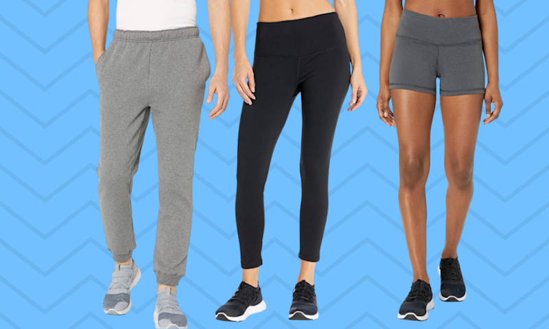 Today only, Amazon athleisure is up to 30 percent off