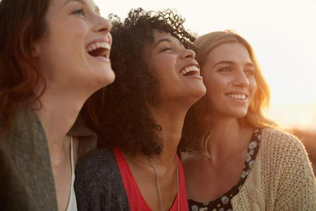 What does your smile say about you? (Photo: Getty Images)