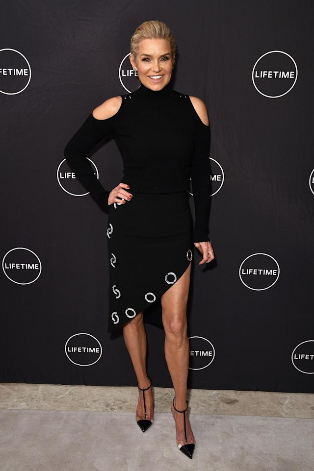 Hadid has been vocal about her Lyme disease diagnosis. (Photo: Getty)