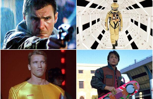 'Blade Runner' and 11 Other Sci-Fi Films Set in a Future That's Already in the Past (Photos)