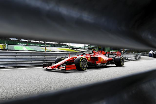 Ferrari adamant it has not changed its engine at all