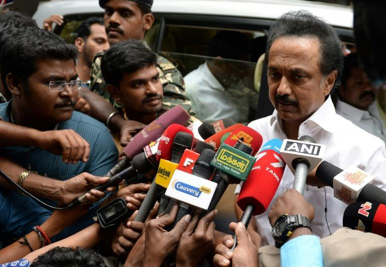 MK Stalin's father deliberately named his son after the Russian communist leader Joseph Stalin