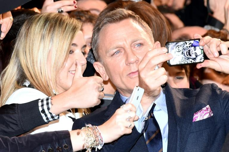 'No Time To Die' is likely to be Daniel Craig's last outing as 007 (AFP Photo/MIGUEL MEDINA)