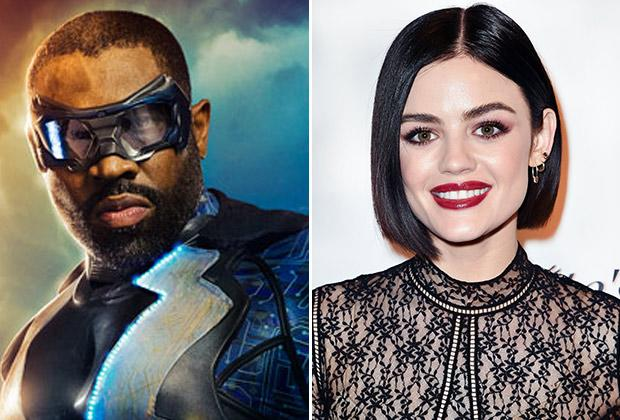 Black Lightning Strikes Down on The CW