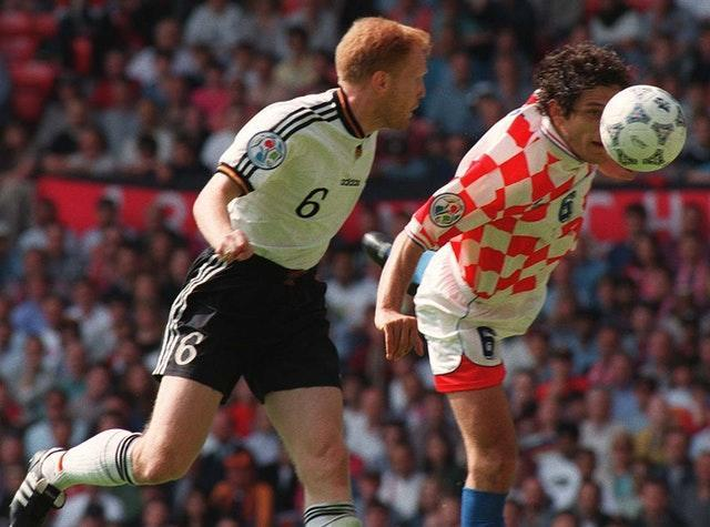 Slaven Bilic (right) was part of the Croatia side which reached the semi-finals of the 1998 World Cup