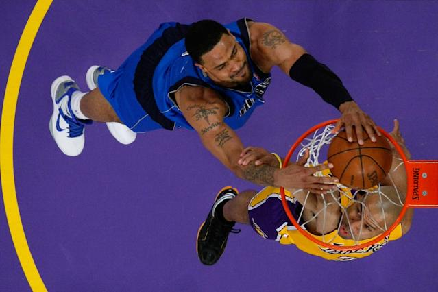 Dallas Mavericks v Los Angeles Lakers - Game Two