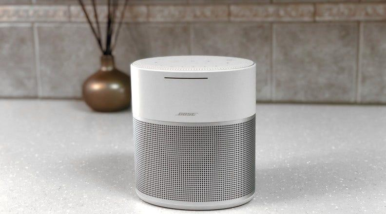 You can crank up the tunes with this versatile smart speaker.