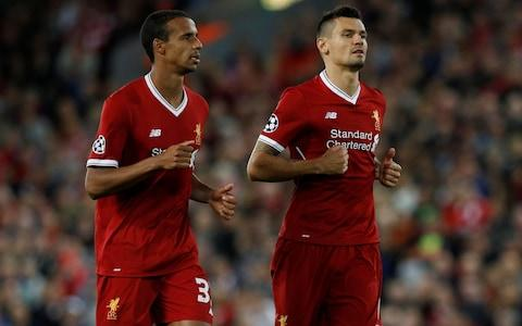 "Jurgen Klopp's craving for a stable defence has been hindered by Dejan Lovren's late withdrawal from Liverpool's last two games. Lovren was selected in the starting line-up to face Burnley in the Premier League last weekend and Leicester City in Tuesday's Carabao Cup, but he was unable to take his place due to a sore back. Klopp called up Ragnar Klavan against Burnley, and Lovren was again taken out of the line-up as a precaution at the King Power Stadium where Joe Gomez was moved to centre-half and Jon Flanagan recalled. With so much attention on Klopp's back four, the loss of his senior centre-back has accentuated the problems. After a 1-1 draw with Burnley at Anfield, Liverpool were knocked out of the Carabao Cup 2-0 by Leicester, and Klopp was again forced to address ongoing concerns about his side's defensive shortcomings. The fact the manager was forced into a change of line-up just hours before kick-off did not help. Joe Gomez moved to centre-back on Tuesday after Lovren's withdrawal Credit: Reuters Lovren has been suffering with a back issue since the international break. He was surprisingly on the bench against Manchester City, but played against Sevilla in the Champions League. Klopp spoke before the Burnley fixture about how much he trusted his defenders, but Lovren's absenteeism has started to become a worrying theme of his Liverpool career. Despite criticism of the Croatian - who signed a new Liverpool contract last season - the team concede fewer goals and have a higher win rate when he is on the pitch. Since signing for Liverpool in 2014, the 28-year-old Croatian has missed 37 of Liverpool's 119 Premier League games. The most consecutive league games he has started under Klopp is eleven. Klopp has rarely been able to call upon Joel Matip and Lovren, Liverpool's first-choice partnership at centre-back Credit: Reuters Klopp has only been able to select his first choice central defensive pairing of Lovren and Joel Matip on 19 occasions since Matip's arrival a year ago. Liverpool have played 43 league games since then. As a duo, Lovren and Matip have conceded only 15 Premier League goals.  This inconsistency in selection due to injury is one of the reasons Liverpool's need for central defensive reinforcement was so essential last summer, but as recently as last week the manager spoke about the trust he has in the personnel at his disposal. ""With all the history before I came in and since I've been here with how people talk about these players, you really should try one time to go out there and ask other clubs what they think about these defenders and whether they would like to pick them. You would be really surprised,"" Klopp said last week. ""I'd give them all the advice: don't read anything. But with the world of social media that's quite difficult for the boys. They all know what people think and say in this moment. Klopp's Liverpool signings ""Two people say you're good and you think 'okay', five people say you are bad and it feels like a stitch or whatever. Dejan is not 18 any more. He's a man, he's a father of two kids. He can deal with it."" Liverpool hope Lovren will be available for the return to Leicester City in the Premier League this weekend, when Klopp will recall Roberto Firmino, Mohamed Salah, Daniel Sturridge and Emre Can. But one of the most disappointing consequences of their early cup exit is the limits it will place on first team football opportunities for some of the club's exciting youngsters. Ben Woodburn, for example, may now have to wait until the FA Cup for a starting place, while the likes of Dominic Solanke and Marko Grujic's chances to impress in the immediate future are also likely to be restricted to substitute appearance. Klopp was eager to challenge for all four trophies and felt his squad strong enough to do so."